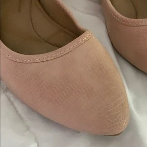 SO Shoes - Pink flats